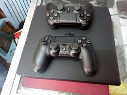 Ps4 slim second hand best condition