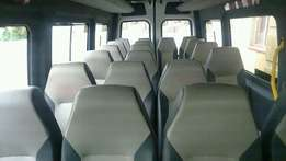 22 Seater Bus For Hire