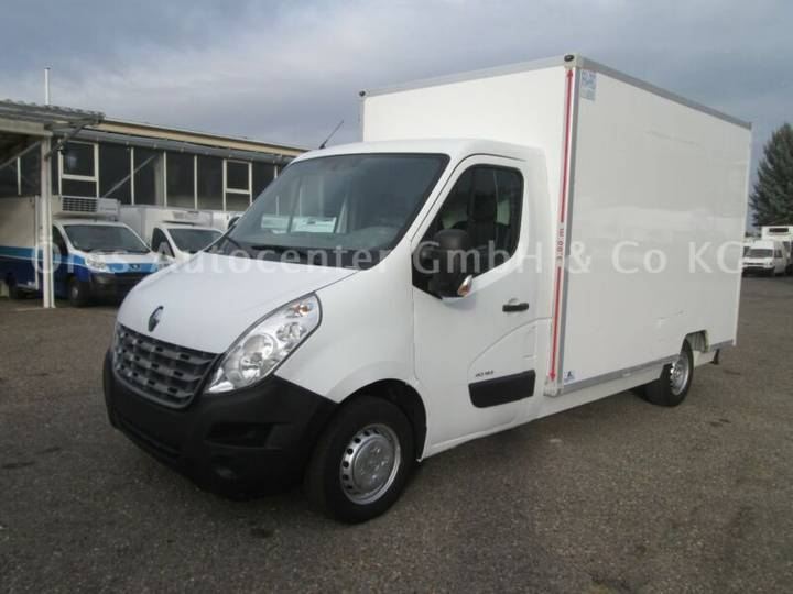 Renault Master 2.3 DCI 125 *Isolierter Koffer*80504 Km* - 2012