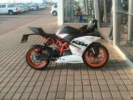 Ktm RC390 for sale negotiable