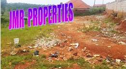 Perfect 50 by 100ft plot for sale in Najeera Buwate at 50m