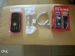 TV, Radio, Camera, Torch light & Power Bank Phone