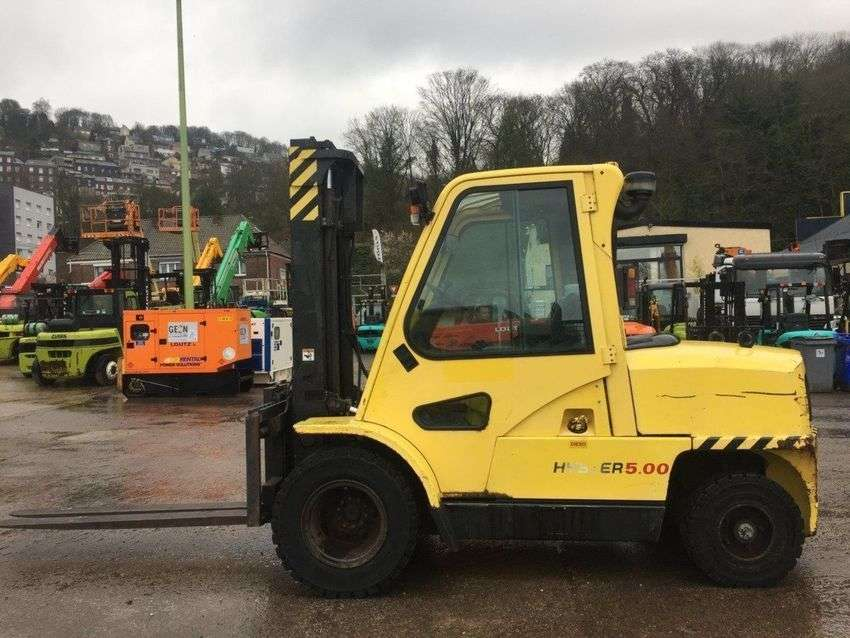 Hyster H5.00xm - 2000