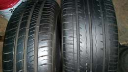 195/50R16 and 265/65R17 for sale