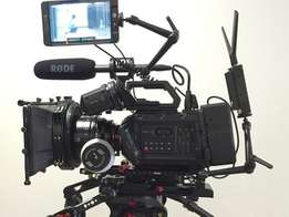 Live Events, TV Commercials, Video Production & Photography Services