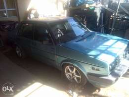 Vw jetta 2 complete spares for sale