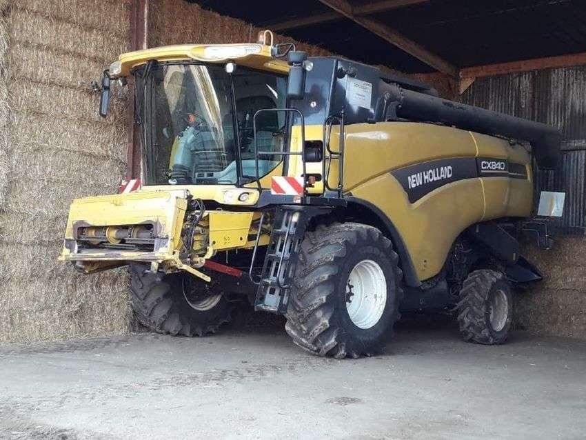 New Holland Cx840 - 2002