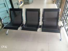SWQ Office 3 in 1 Reception & Waiting Chair