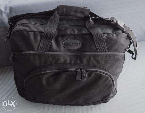 USA Brand Name Lands'End Business Deluxe Canvas Briefcase! Nairobi CBD - image 1