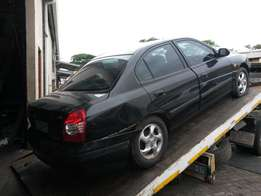 Hyundai J4 elantra stripping for spares