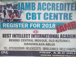 JAMB Accredited CBT Centre