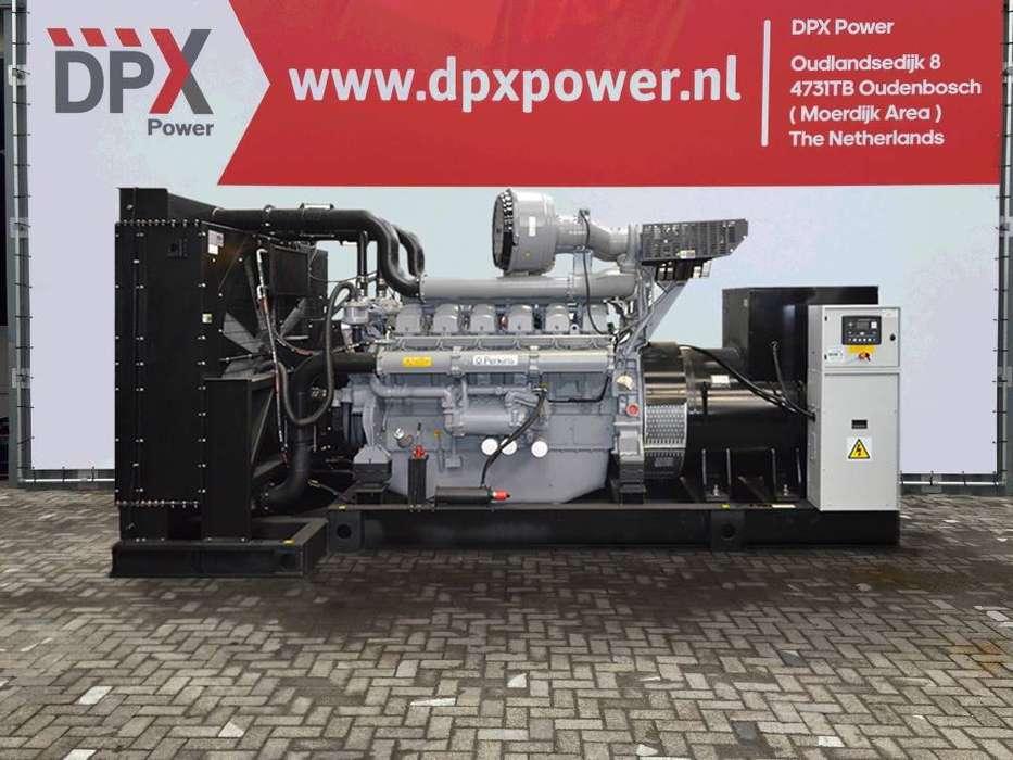 Perkins 4012-46TAG3A - 1.875 kVA Generator - DPX-15723 - 2019
