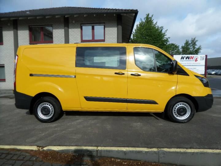 Ford Transit/Tourneo Custom 2012, 310 L-Serie - 2015