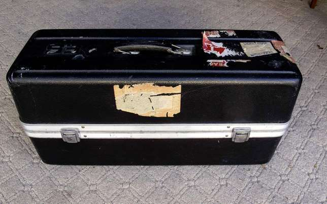 ES Hard Shell Case for Video Equipment Blairgowrie - image 1