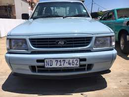 Ford Courier UPGRADED V6 Nissan vg30 turbo SALE OR SWAP