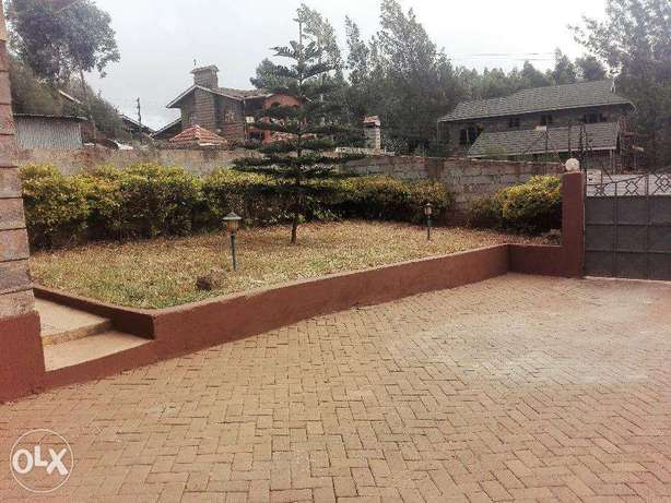 Three bedroom bungalow with a Dsq to let in Ngong Township Ngong Township - image 8