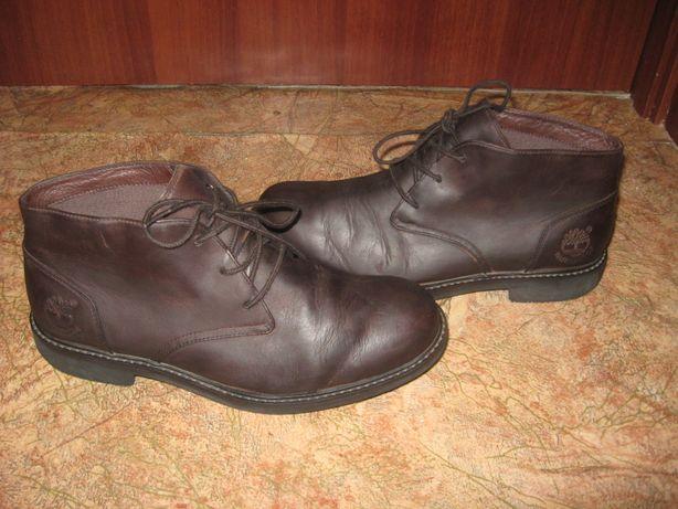 Мужские фирменные ботинки Timberland Waterproof 41 р (по ст-26,5 см ... 18e43dc5c81