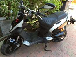 2006 PGO PMX Naked 110 Scooter for Sale - NON-RUNNER