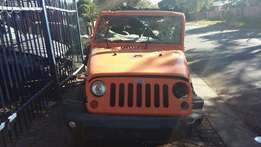 Jeep JK Wrangler Used Parts