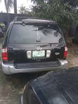 Xmas bonanza: well maintained Nissan Infinity QX4, with reverse camera