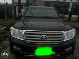 Toyota land cruiser 2010 bullet proof
