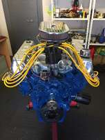 Ford and Chevy V8 engine build, service and repair