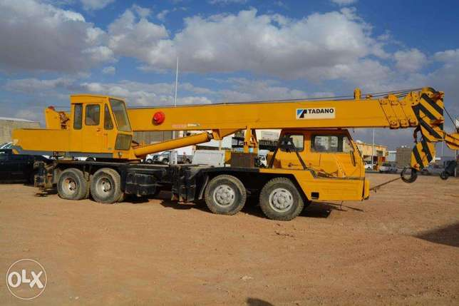 Crane for sell 30 ton tadano japan in best condition for 210000