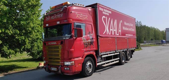 Scania R164 - 2004
