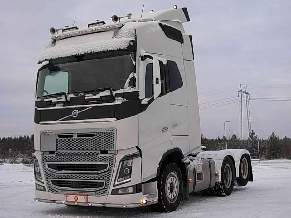 Volvo Fh16 - 2017