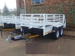 1.5M/3M/1M Double acle trailer for sale, Brand new. VAT INCLUDING!