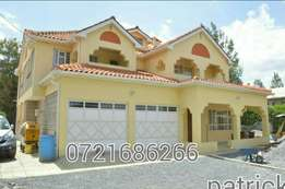 UNIQUELY 6 brs plus sq house for sale in kahawa sukari