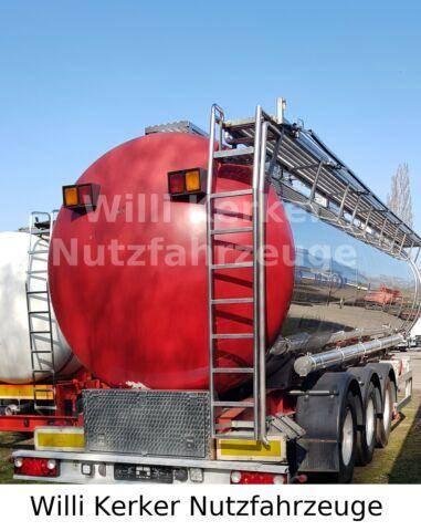 HLW Lebensmittelauflieger 3Ka 34 m? 7492 - 2007