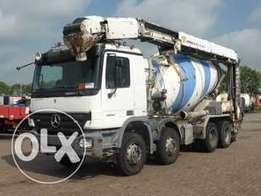 Mercedes-benz Actros 3244 - For Import