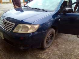 First body Bank Type Corolla at 1.1m