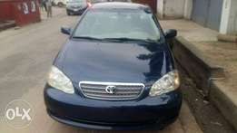Direct tokunbo Toyota corolla CE 2005 model.