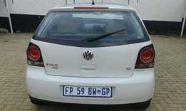 2011 Vw Polo Vivo 1,4i
