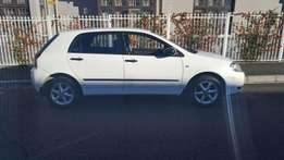 2003 Toyota RunX 140i RT For Sale