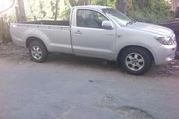 2006 Toyota Hilux locally assembled