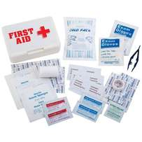 First Aid Box (Suitable for Vehicles)
