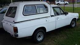 LAST CHANCE Nissan 1400 Bakkie 2000 model