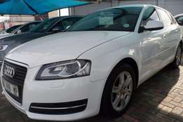 2012 Audi A3 1.4T FSi Attraction S-Tronic.