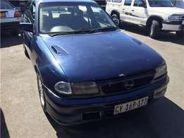 Brake up spares 2l ie body astra