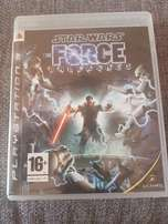 PS3 Games - Starwars Force Unleashed