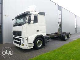 Volvo Fh460 6x2 Chassis Euro 5 - For Import