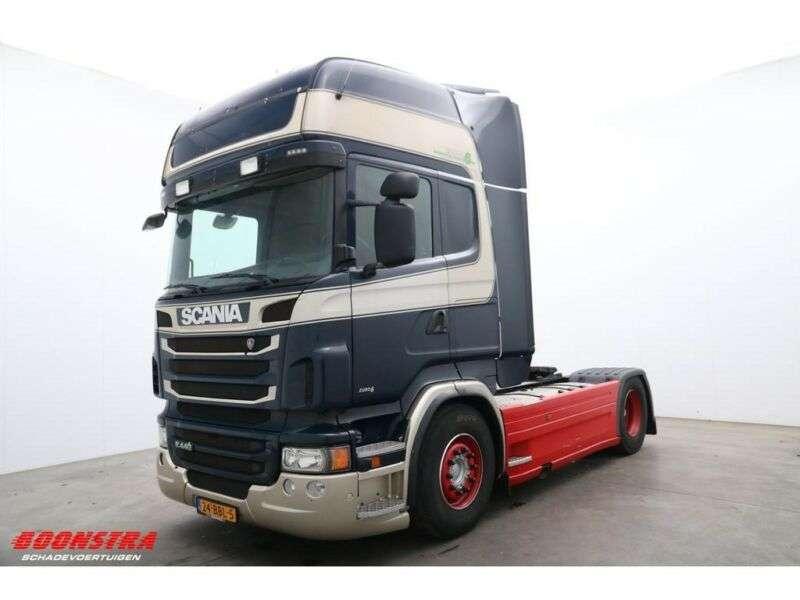 Scania R 440 Topline 4x2 Aut. Retarder Euro 6 - 2013