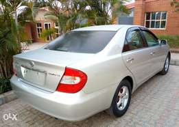 Camry 2003 used, good condition AC okay buy used