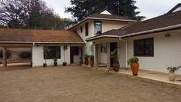Lavington: Delightful 7Bedroomed commercial residence for rent.