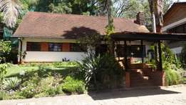 House to let Westlands off Raphta Road