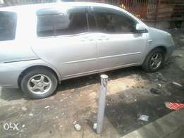 Well maintained Toyota raum
