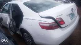 Few months used Toyota Camry sparkling body 2009 model nja used